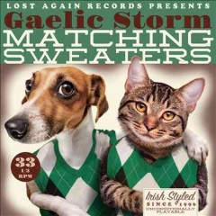 Matching sweaters cover image