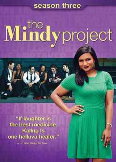 The Mindy project. Season 3 cover image