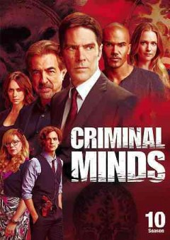 Criminal minds. Season 10 cover image