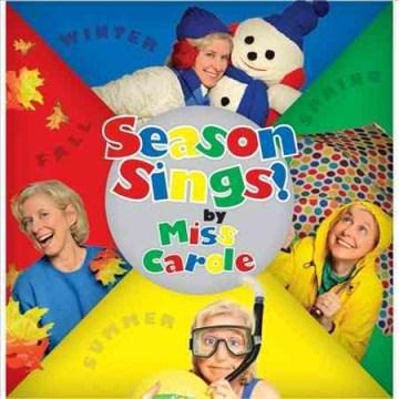 Season sings! cover image