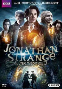 Jonathan Strange & Mr. Norell. Season 1 cover image