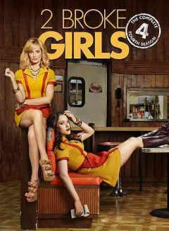 2 broke girls. Season 4 cover image