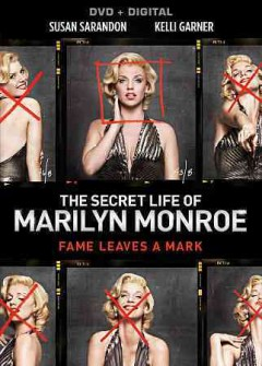 The secret life of Marilyn Monroe cover image