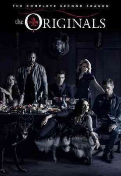 The originals. Season 2 cover image