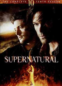 Supernatural. Season 10 cover image