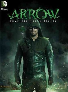 Arrow. Season 3 cover image