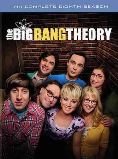 The big bang theory. Season 8 cover image
