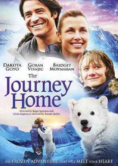 The journey home cover image