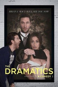 The dramatics (a comedy) cover image
