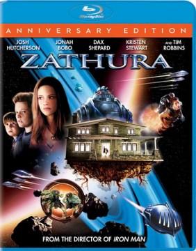 Zathura a space adventure cover image