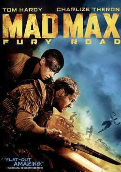 Mad Max Fury Road cover image