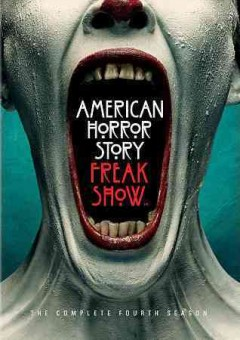American horror story. Season 4, The complete fourth season Freak show cover image