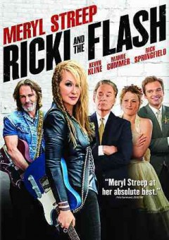 Ricki and the flash cover image