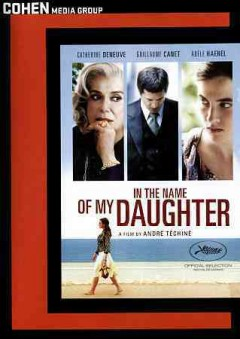 In the name of my daughter cover image