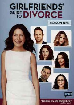 Girlfriends' guide to divorce. Season 1 cover image