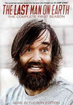 The last man on Earth. Season 1 cover image