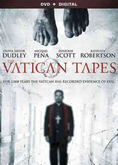 The Vatican tapes cover image
