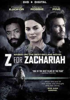 Z for Zachariah cover image