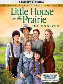 Little house on the prairie. Season 7 cover image