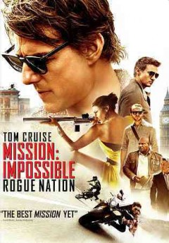 Mission: Impossible. Rogue nation cover image