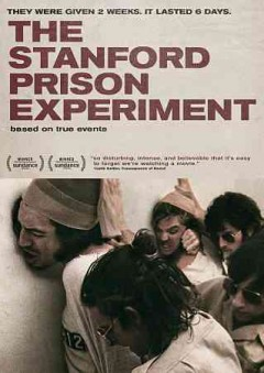 The Stanford prison experiment cover image