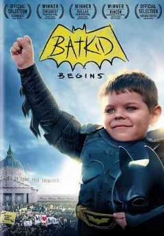 Batkid begins cover image