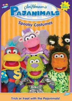 Spooky costumes cover image
