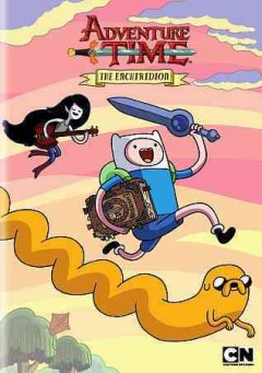 Adventure time. The enchiridion cover image