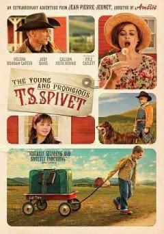 The young & prodigious T.S. Spivet cover image