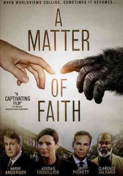 A matter of faith cover image