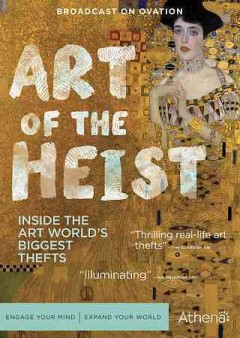 Art of the heist cover image