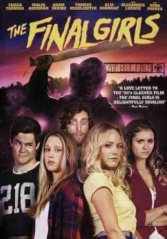 The final girls cover image