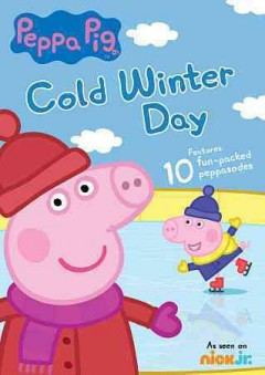 Peppa Pig. Cold winter day cover image