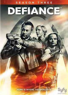 Defiance. Season 3 cover image