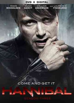 Hannibal. Season 3 cover image