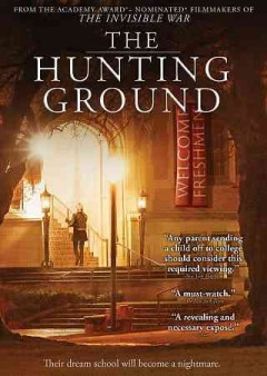 The hunting ground cover image