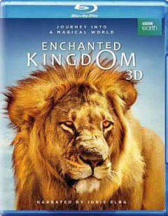 Enchanted kingdom [3D Blu-ray] cover image