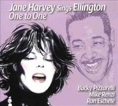 Jane Harvey sings Ellington one to one cover image