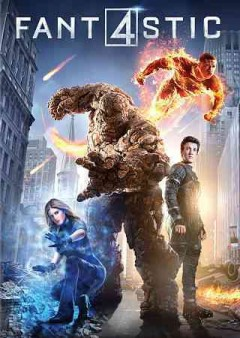 Fantastic 4 cover image