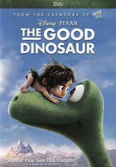 The good dinosaur cover image