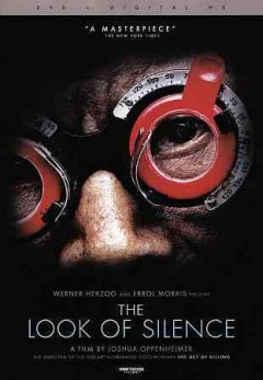 The look of silence cover image