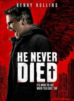 He never died cover image