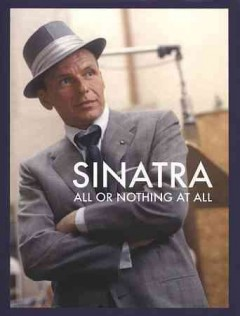 Sinatra all or nothing at all cover image
