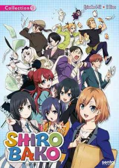 Shirobako. Collection 1 cover image