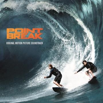 Point break original motion picture soundtrack cover image