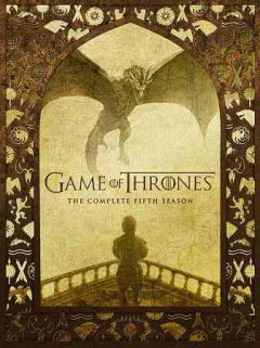 Game of thrones. Season 5 cover image