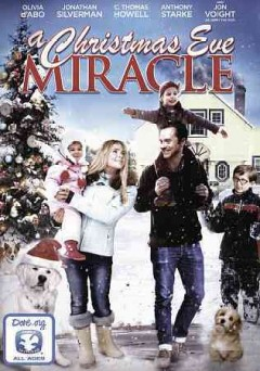 A Christmas eve miracle cover image