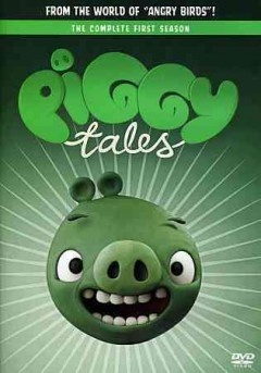 Piggy tales. Season 1 cover image