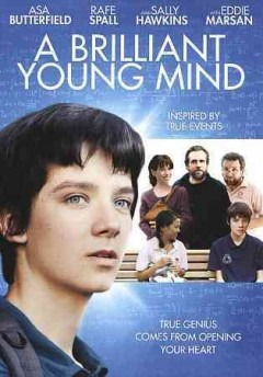A brilliant young mind cover image