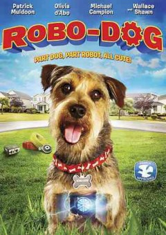 Robo-dog cover image